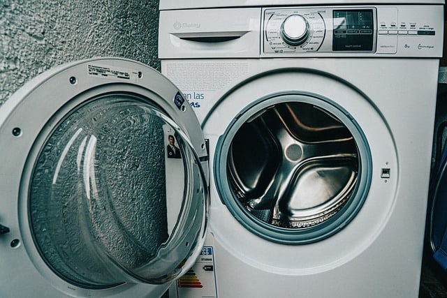 Used washing-machine