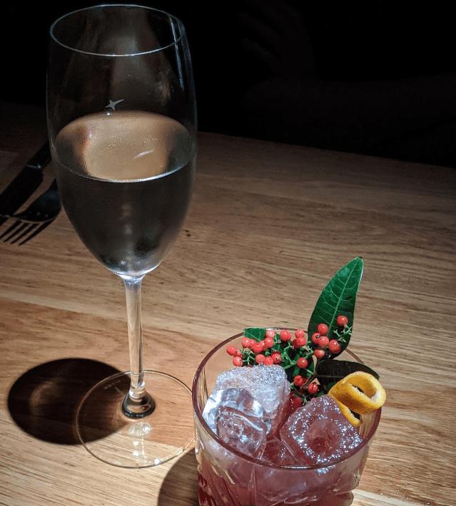 Balthazar Restaurant, Drinks, Perth