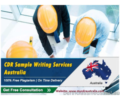 CDR Writing Samples for Engineers Australia