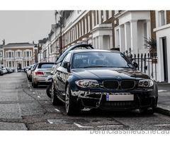BMW 1 Series F20 LCI 120i Steptronic M Sport Black 8 Gears