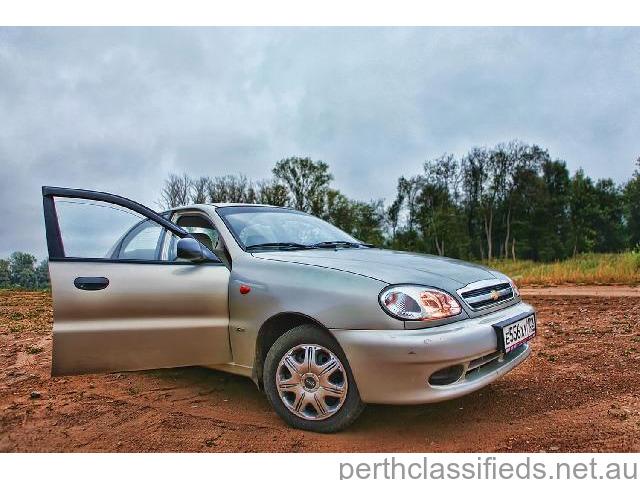 Daewoo Kalos Grey 2004 - 1