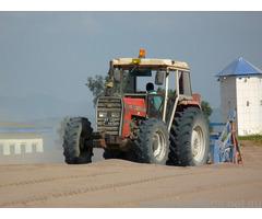 Tractor Massey Ferguson 194 4WD