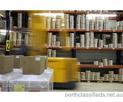 Logistic job Perth - start immediately