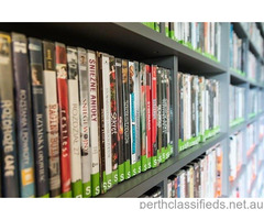 Old DVDs for a movie lover