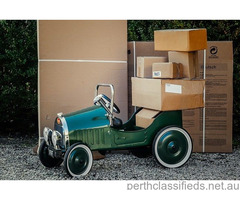 Moving house service Perth