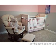 Baby crib, great price
